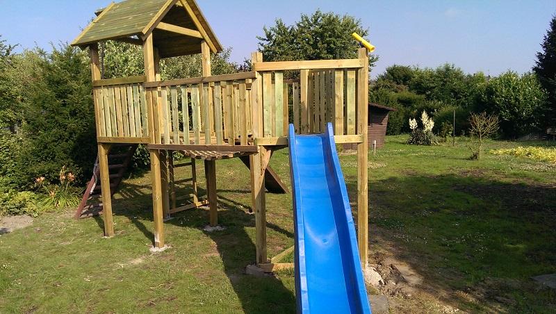 Klettergerüst Holz Kinderzimmer : Bauanleitung für ein klettergerüst mit wackelbrücke
