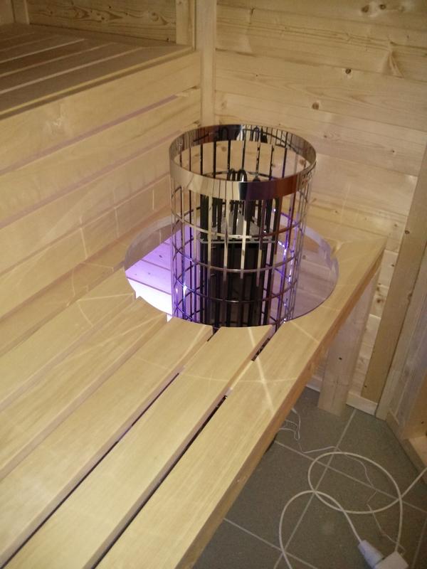 Die Saunabank Aus Espenholz Bauanleitung