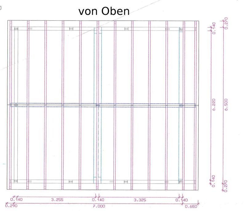 Top Carport Bauanleitung - Aufbau - kostenloser Bauplan MD35