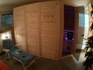 sauna fertig bau was. Black Bedroom Furniture Sets. Home Design Ideas